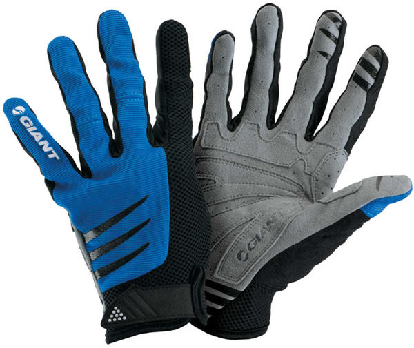 Giant Trail Gloves Color: Blue
