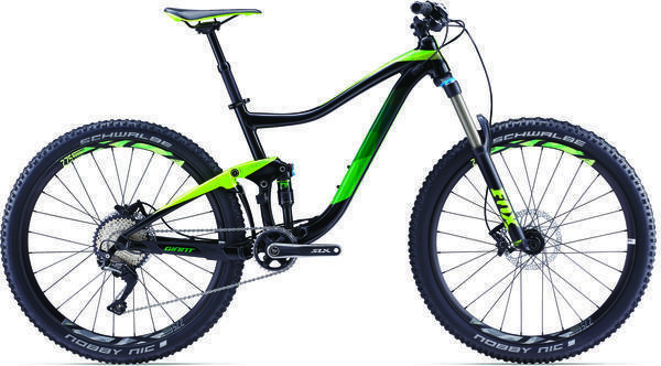 Giant Trance 2 Color: Black/Green