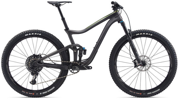 Giant Trance Advanced Pro 29 1 Color: Metallic Black