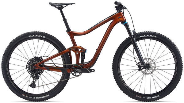 Giant Trance Advanced Pro 29 2 Color: Copper