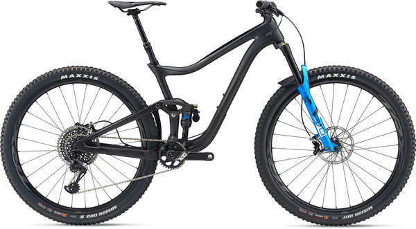 Giant Trance Advanced Pro 29 0 Color: Matte Carbon/Gloss Carbon