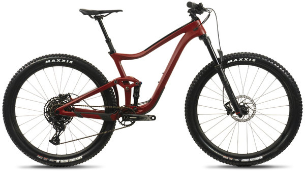 Giant Trance Advanced Pro 29 3 Color: Biking Red