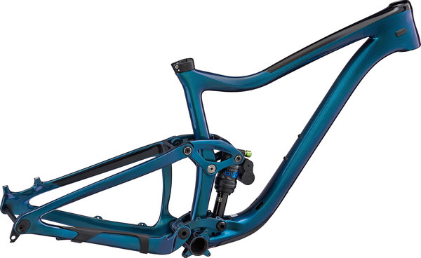 Giant Trance Advanced Pro 29 Frameset Color: Chameleon/Carbon/Black