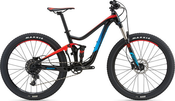 Giant Trance Jr 26 Color: Black/Red/Blue