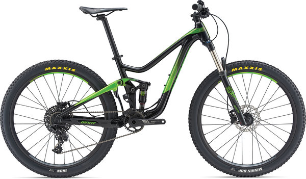 Giant Trance Jr 26 Color: Metallic Green