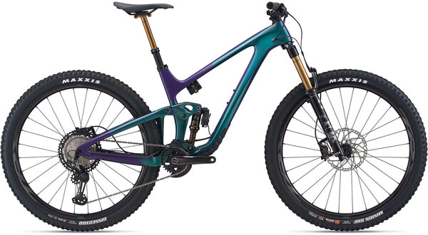 Giant Trance X Advanced Pro 29 0 Color: Chrysocolla/Astral Aura/Chrome