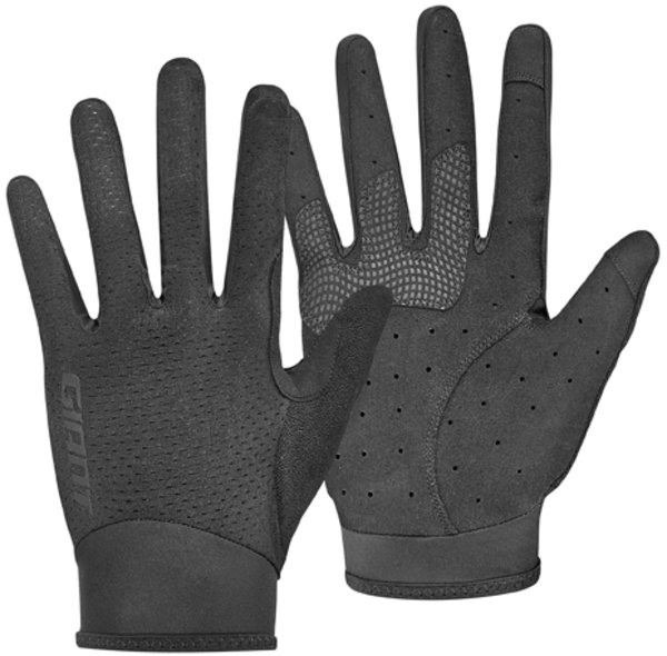 Giant Transfer Long Finger Glove Color: Black