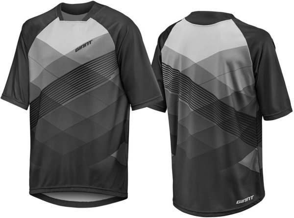 Giant Transfer Short Sleeve Jersey Color: Black