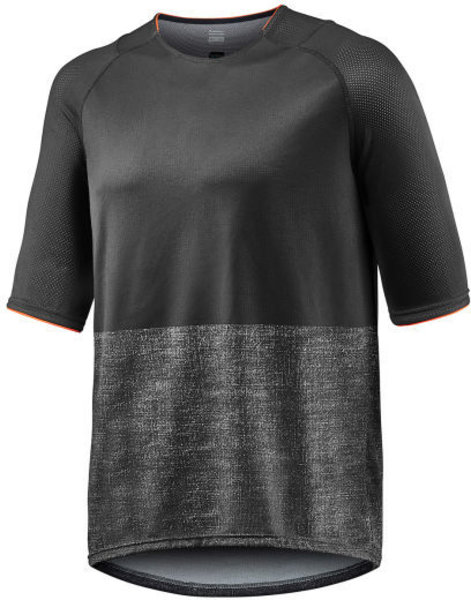 Giant Transfer Short-Sleeve Jersey Color: Grey/Black