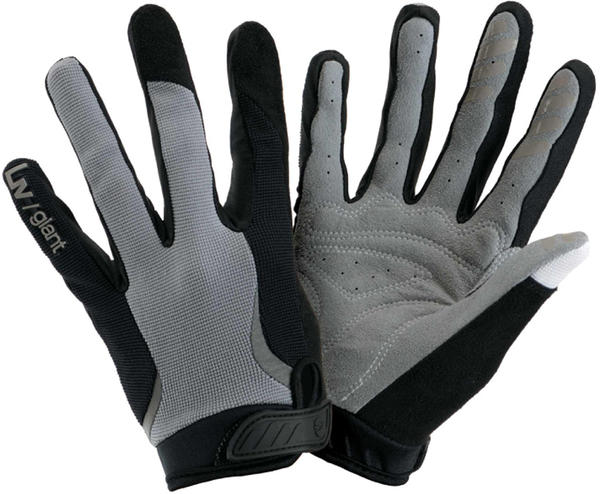 Liv Velocity Long Finger Gloves Color: Black