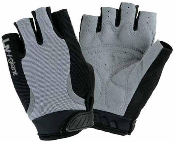 Liv Velocity Short Finger Gloves - Women's Color: Black