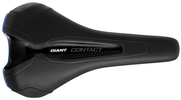 Giant Contact Forward Saddle Color: Black/Gray