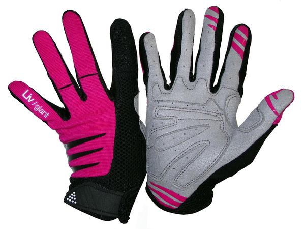 Liv Trail Gloves Color: Purple