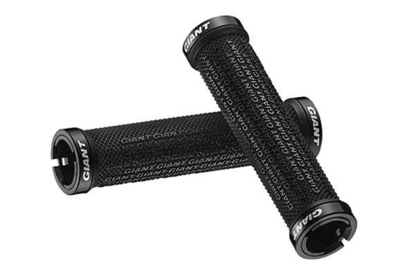 Giant XC Double Lock-On Grips Color: Black/Black