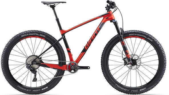 Giant XTC Advanced + 1 Color: Red
