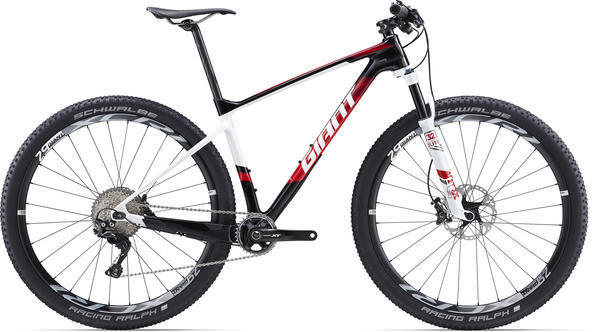 Giant XTC Advanced 29er 1 Color: Composite