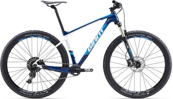 Giant XTC Advanced 29er 3 Color: Deep Blue
