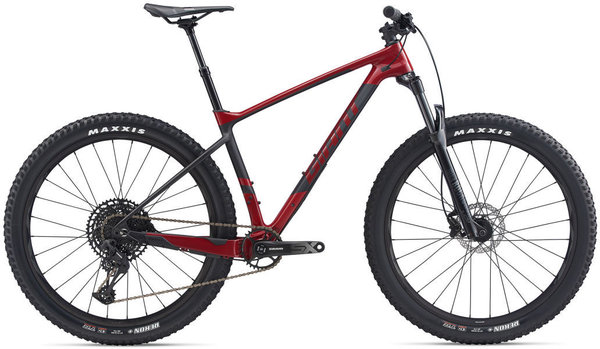 Giant XTC Advanced + Color: Biking Red