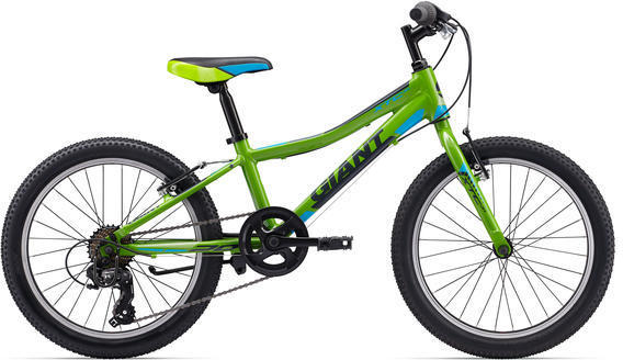 Giant XTC Jr 20 Lite Color: Green