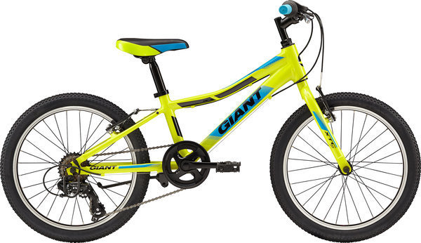 Giant XTC Jr 20 Lite Color: Yellow