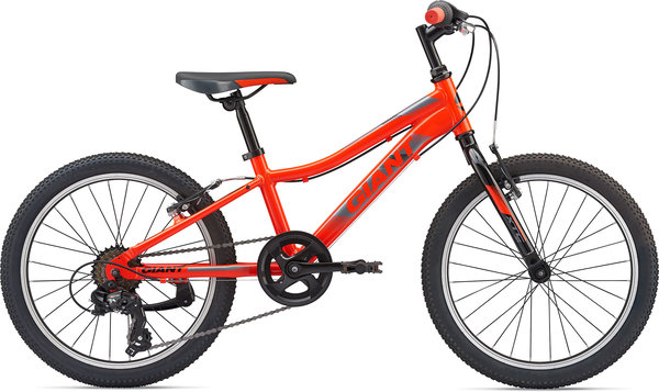 Giant XtC Jr 20 Lite Color: Neon Red