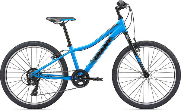 Giant XtC Jr 24 Lite Color: Vibrant Blue