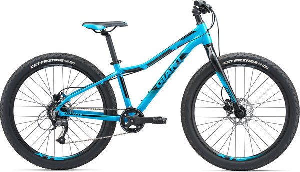 Giant XTC Jr 26+ Color: Blue/Black
