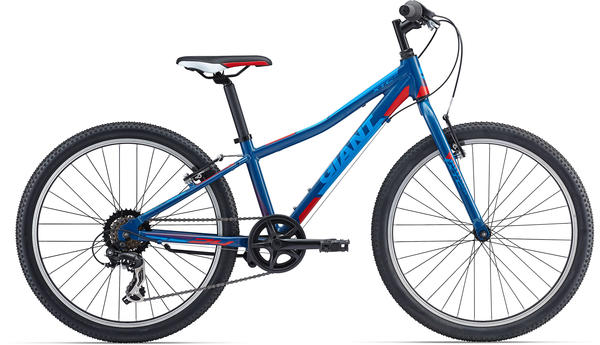 Giant XTC Jr. 24 Lite Color: Blue/Red