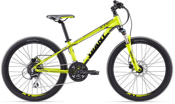 Giant XTC SL Jr 24 Color: Green