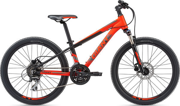 Giant XTC SL Jr 24 Color: Red