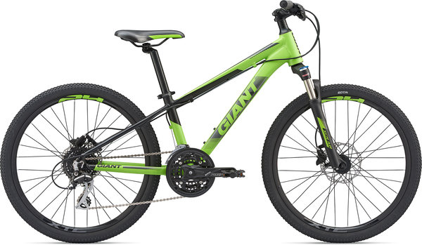 Giant XtC SL Jr 24 Color: Apple Green