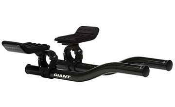 Giant Connect SL S-Bend Clip-On Aerobars