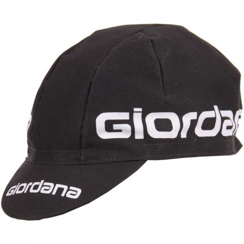 Giordana 3-Panel Cotton Cap