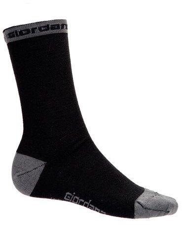 "Giordana Merino Wool Sock 5"" Cuff"