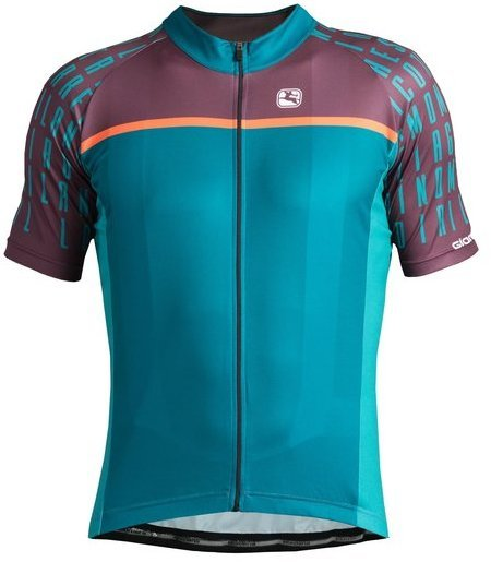 Giordana Moda Vero Pro Short Sleeve Jersey Color: Italia - Green