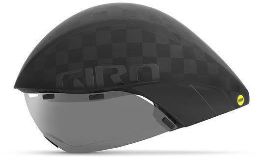 Giro Aerohead Ultimate MIPS Color: Matte Black/Gloss Black