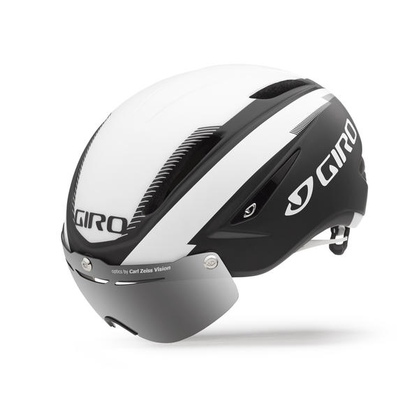 Giro Air Attack Shield Color: Matte Black/White