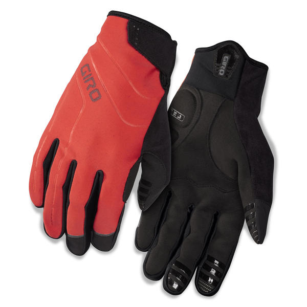 Giro Ambient Gloves Color: Glowing Red