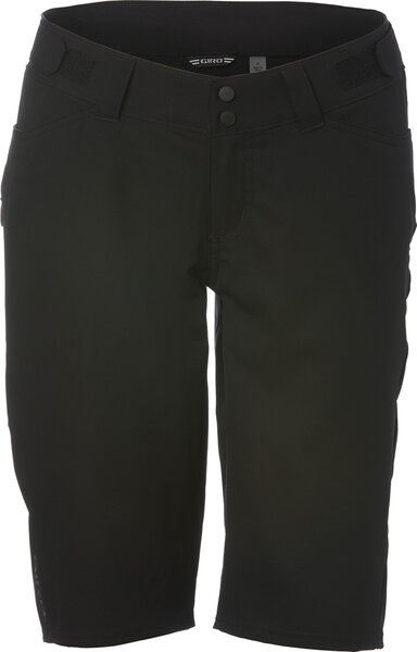 Giro Women's Arc Short with Liner Color: Black