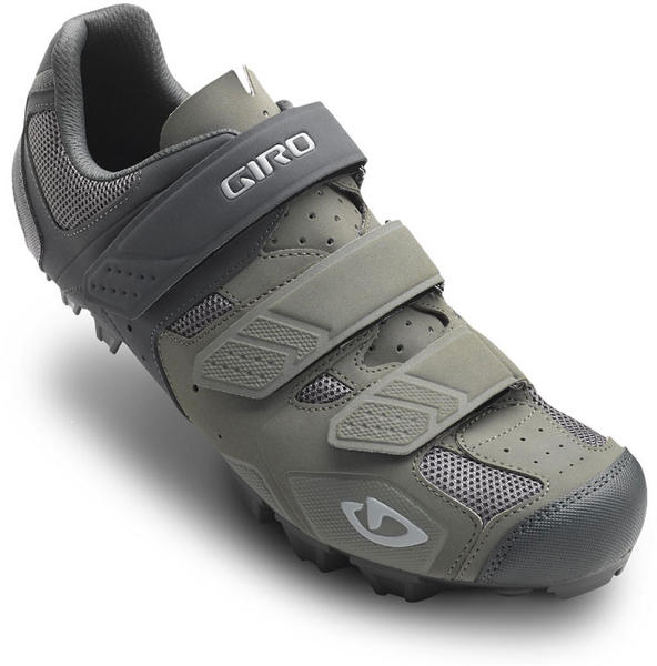 Giro Carbide Shoes Color: Military Spec/Dark Shadow