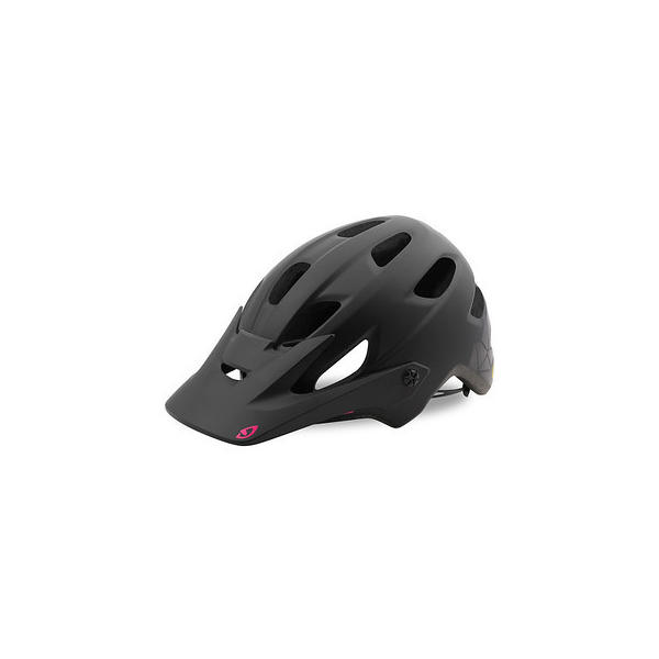 Giro Cartelle MIPS Color: Matte Black/Pink