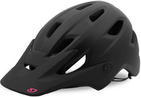 Giro Cartelle MIPS Color: Matte Black/Bright Pink