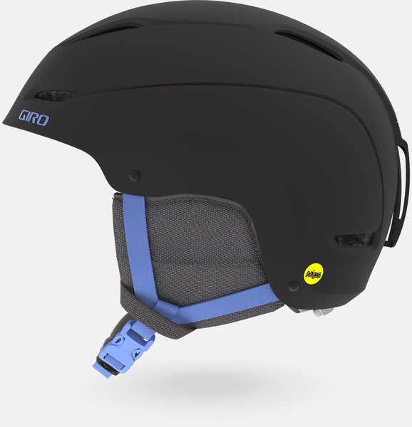 Giro Ceva MIPS Color: Matte Black/Shock Blue
