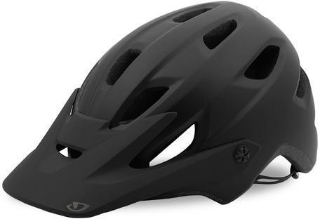 Giro Chronicle MIPS Color: Matte Black/Gloss Black