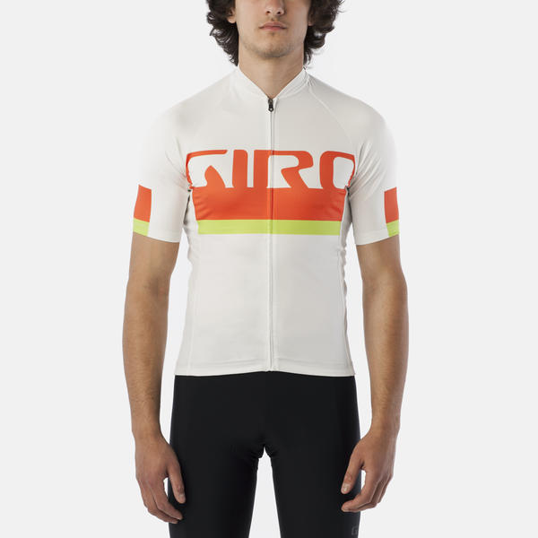 Giro Chrono Expert Jersey Color: Flame Orange