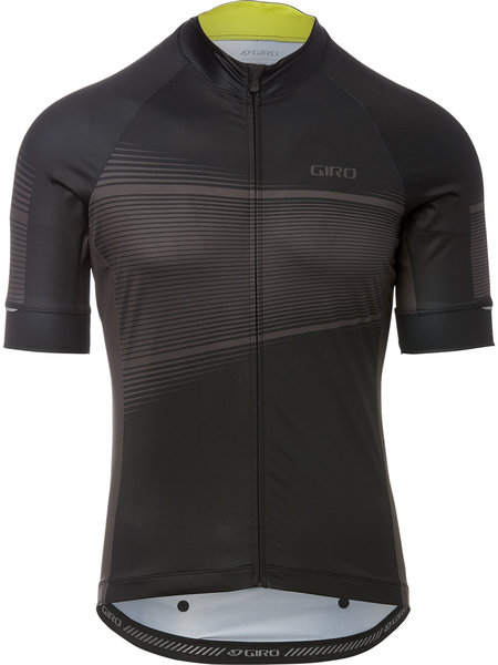 Giro Chrono Expert Jersey Color: Black Heatwave