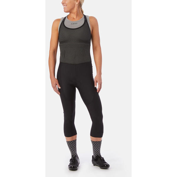 Giro Chrono Expert Thermal Halter Bib Knicker Color: Black