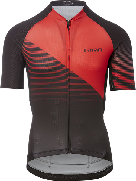 Giro Chrono Pro Jersey Color: Black/Red Shadow