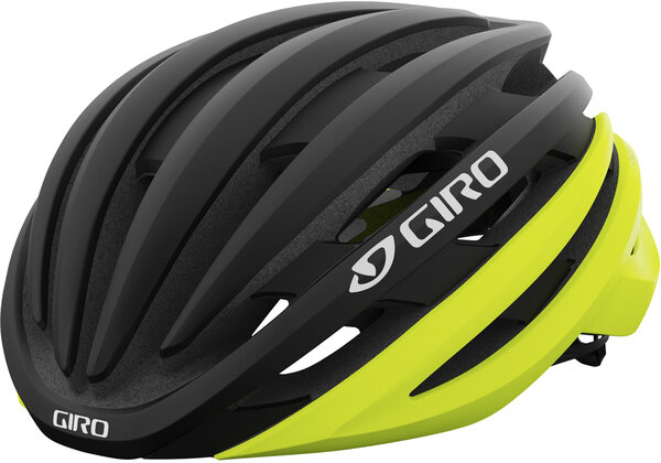 Giro Cinder MIPS Color: Black Fade/Highlight Yellow