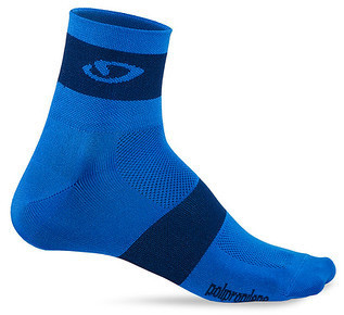 Giro Comp Racer Sock Color: Blue
